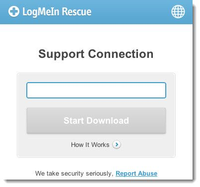 Starting a pin code session mac os x 10 8 or above and safari - Logmein rescue technician console mac ...